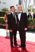 David Burtka, Neil Patrick Harris - Los Angeles - 21-08-2010 - Creative Arts Emmy Awards: The Pacific fa incetta di premi