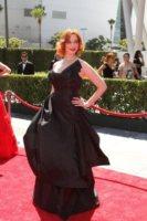 Christina Hendricks - Los Angeles - 21-08-2010 - Creative Arts Emmy Awards: The Pacific fa incetta di premi