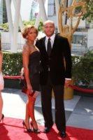 Stephen Belafonte, Mel B - Los Angeles - 21-08-2010 - Creative Arts Emmy Awards: The Pacific fa incetta di premi