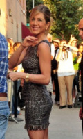 Jennifer Aniston - New York - 19-08-2010 - Jennifer Aniston a cena con Josh Hopkins