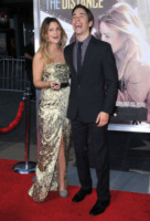 Justin Long, Drew Barrymore - Los Angeles - 23-08-2010 - Incidente stradale per Justin Long