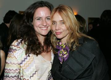 """Chiara Giordano, Rosanna Arquette - 26-02-2006 - Sfogo Raoul Bova: """"Con Chiara è finita, ma non sono gay"""""""
