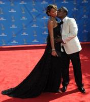 Tracy Morgan - Los Angeles - 29-08-2010 - Emmy: Tracy Morgan annuncia il fidanzamento dal tappeto rosso