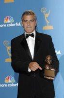 George Clooney - Los Angeles - 29-08-2010 - George Clooney contento che l'uomo piu' sexy del mondo non sia Brad Pitt