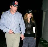 Guy Ritchie, Madonna - Los Angeles - 01-03-2006 - Finisce il matrimonio di Madonna