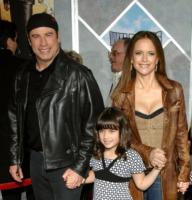 famiglia, John Travolta - Hollywood - 28-02-2007 - John Travolta svela il nome del figlio che sta per nascere