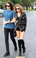 Braison Cyrus, Miley Cyrus - Los Angeles - 09-09-2010 - D&G contro Miley Cyrus: