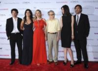 Chris Messina, Woody Allen, Scarlett Johansson, Penelope Cruz - Westwood - 05-08-2008 - L'attrice Penelope Cruz nel nuovo film di Woody Allen