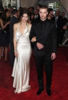 Jessica Biel, Justin Timberlake - Los Angeles - 16-09-2010 - Justin Timberlake ha scambiato effusioni con Jessica Biel alla premiere di In Time