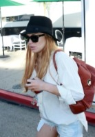 Lindsay Lohan - Los Angeles - 16-09-2010 - Lindsay Lohan rischia l'arresto immediato se non si presentera' in tribunale