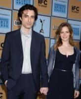 Noah Baumbach, Jennifer Jason Leigh - Santa Monica - 04-03-2006 - Finito il matrimonio di Jennifer Jason Leigh