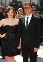 FRED ARMISEN, Elisabeth Moss - Los Angeles - 12-09-2009 - Elisabeth Moss di Mad Men divorzia dopo meno di un anno