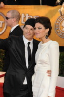 Jennifer Carpenter, Michael C. Hall - Los Angeles - 23-01-2010 - Michael C. Hall: Non credevo sarei vissuto fino a 39 anni