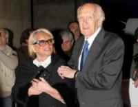 Sandra Mondaini, Raimondo Vianello - Milano - 15-04-2010 - E' morta Sandra Mondaini