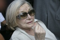 Sandra Mondaini, Mike Bongiorno - Milano - 12-09-2009 - E' morta Sandra Mondaini