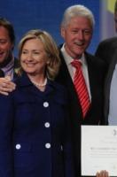 Hillary Clinton, Bill Clinton - New York - 21-09-2010 - Hillary Clinton: