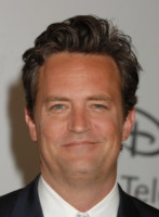 Matthew Perry - Los Angeles - 01-08-2010 - Matthew Perry torna in televisione insieme a Jorge Garcia