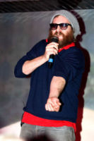 Joaquin Phoenix - Las Vegas - 18-01-2009 - Joaquin Phoenix, sbarbato, torna da Letterman: 'Era tutto falso'