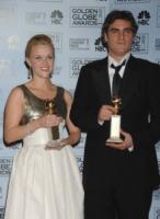 Joaquin Phoenix, Reese Witherspoon - Beverly Hills - 16-01-2006 - Joaquin Phoenix, sbarbato, torna da Letterman: 'Era tutto falso'
