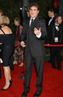 Joaquin Phoenix - Los Angeles - 29-01-2006 - Joaquin Phoenix, sbarbato, torna da Letterman: 'Era tutto falso'