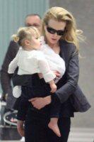 Sunday Rose  Kidman, Keith Urban, Nicole Kidman - Los Angeles - 05-01-2010 - La figlia di Nicole Kidman registra col padre, a due anni