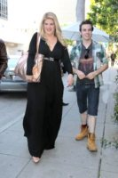Lillie, True, Kirstie Alley - Los Angeles - 06-04-2010 - Kirstie Alley torna a dimagrire