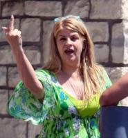 Kirstie Alley - Los Angeles - 06-05-2010 - Kirstie Alley torna a dimagrire