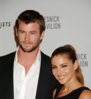 Chris Hemsworth, Elsa Pataky - Los Angeles - 25-09-2010 - Chris Hemsworth ed Elsa Pataky si sono sposati