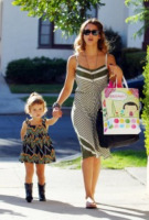 Honor Warren, Jessica Alba - Beverly Hills - 26-09-2010 - Le star di Hollywood raccontano gli atti di bullismo subiti