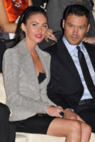 Megan Fox, Brian Austin Green - Milano - 27-09-2010 - Megan Fox cerca di rilanciare la sua carriera con Friends with Kids