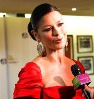 Catherine Zeta Jones - Cardiff - 29-09-2010 - Catherine Zeta Jones in lacrime, c'e' preoccupazione per la salute di Michael Douglas