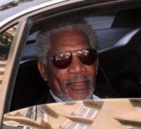 "Morgan Freeman - Beverly Hills - 05-03-2006 - Morgan Freeman in trattative per ""The Feast of Love"""
