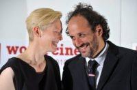 Luca Guadagnino, Tilda Swinton - Londra - 07-10-2010 - Thom Yorke, prima volta per il cinema: comporrà per un italiano