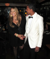 Mariah Carey, Nick Cannon - New York - 08-10-2010 - Mariah Carey promette: 'Niente rosa se e' una femmina'