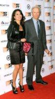 Dina Eastwood, Clint Eastwood - New York - 31-12-2000 - Clint Eastwood e Dina Ruiz: il matrimonio è finito
