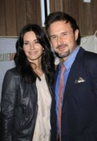 Courteney Cox, David Arquette - Los Angeles - 11-10-2010 - David Arquette si scusa su Twitter