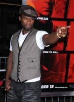 Curtis Jackson, 50 Cent - Los Angeles - 11-10-2010 - Curtis Jackson nega le accuse di violenza verso una ex