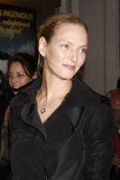 Uma Thurman - New York - 12-10-2010 - Lo stalker di Uma Thurman ha colpito ancora