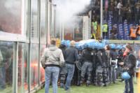 polizia - Genova - 13-10-2010 - Furia serba: arrestato Ivan