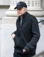 """Michael Douglas - New York - 14-10-2010 - Michael Douglas: """"Ho mentito sul mio tumore"""""""