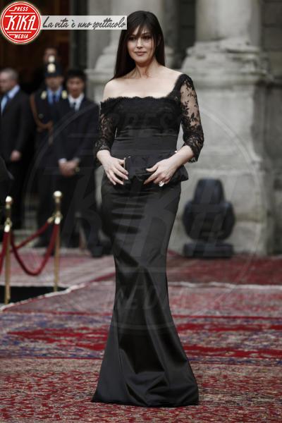 """Monica Bellucci - Milano - 18-10-2010 - """"A 40 anni non sei più sexy!"""" Sicura, Miley Cyrus?"""