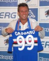 Antonio Cassano - Genova - 19-10-2010 - Il figlio di Antonio Cassano e Carolina Marcialis sara' un maschio
