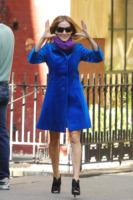 Sarah Jessica Parker - New York - 13-10-2010 - Morbido, caldo, sontuoso: è il velluto, bellezza!