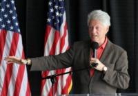 Bill Clinton - Miami - 20-10-2010 - Harvey Weinstein molesta una modella italiana