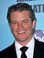 Matt Damon - E' nata Stella Zavala: Matt Damon papa' per la quarta volta