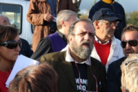 Giobbe Covatta - Terzigno - 25-10-2010 - Star come noi: anche i vip si ribellano al sistema