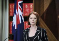 Julia Gillard, Australia - Melbourne - 10-09-2010 - 8 marzo: donne al comando, il sesso 'debole' al potere