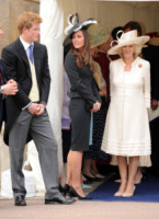 Kate Middleton, Principe Harry, Camilla - 11-04-2008 - Il principe William e Kate Middleton prossimi alle nozze