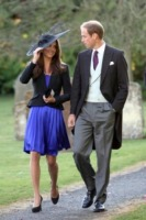 Principe William, Kate Middleton - Northleach - 23-10-2010 - Il principe William e Kate Middleton prossimi alle nozze
