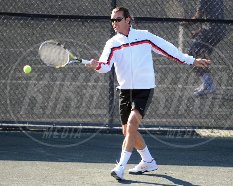 Gavin Rossdale - Boca Raton - 05-11-2010 - Gli Us Open risvegliano la passione per il tennis delle star